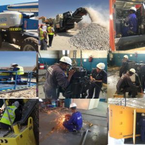 Reliable Services For Construction & Industrial Machinery