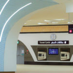 Doha Metro Gold Line launched !!